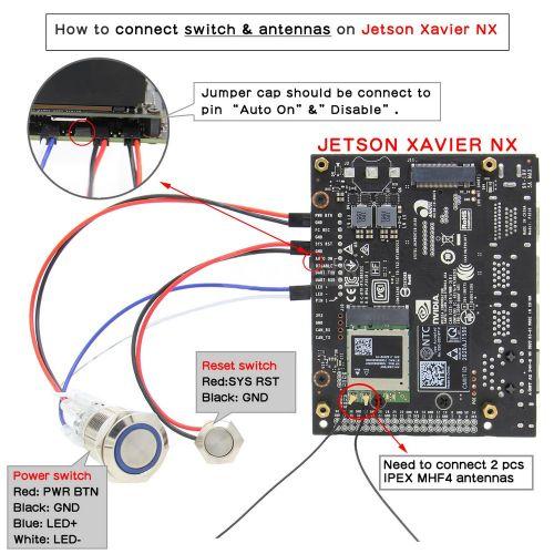 N100 for NVIDIA Jetson Xavier NX Developer Kit